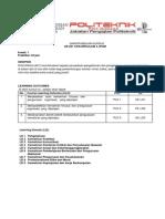 Course Outline AR201