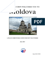 Peace Corps Moldova Welcome Book | June 2013