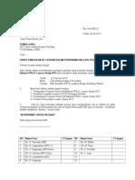 Surat LS2013