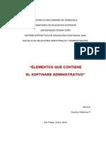 Software Administrativo - Carolina Gutierrez p