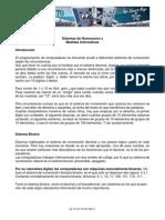 Sistemas de Numeración y Medidas  Informáticas