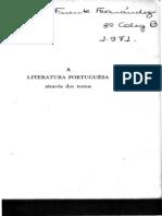 MOISES, Massaud. A literatura portuguesa através dos textos
