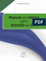 Manual Rotinas Para Atencao Avc