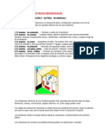 NSTALACION ELECTRICA RESIDENCIAL