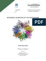 Novel Proteasome Inhibitors