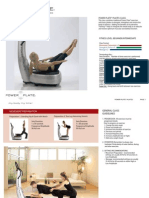 Power Plate Pilates
