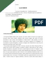 Lucio Battisti Mooc Dol
