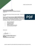 Informe de Inspeccion y Diagnostico Boca de Paimado, Rio Quito