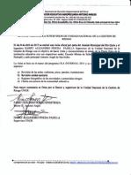 ACTA DE VISITA DE CAMPO IE ANTONIO ANGLES- RIO QUITÓ