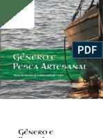 Cartilha Genero Pesca Artesanal