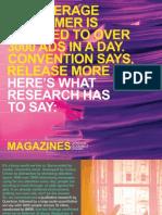 AIM - Magazines Report