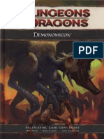 D&D 4th Edition - Demonomicon