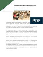 Examen de Contratos docente 2014 será diferente al de años anteriores