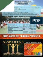 Iklan SMP Mater Dei