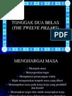 Tonggak 12 A