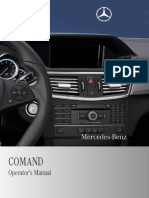 Comand Manual