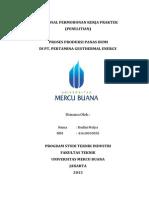 Proposal KP-Pertamina Geothermal Rudini Mulya Daulay