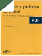 Drogas y Politica - Julio Cotle