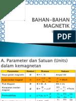 BAHAN-BAHAN MAGNETIK