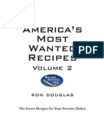 Americas Most Wanted Recipes - Vol 2