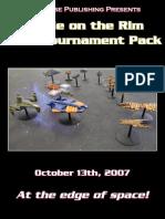 ACTA-Battle on the Rim (Tourny Pack)