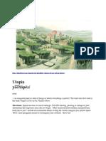art portfolio-utopiadistopia