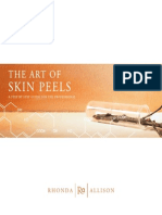 The Art of Skin Peels Rhonda Allison