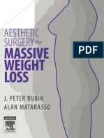Aesthetic Surgery After Massive Weight Loss