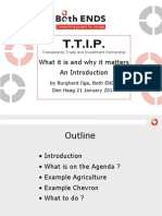 TTIP- What it is and why it matters - an Introduction