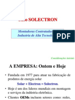 Case Solectron