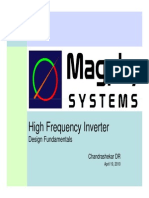 Hogh Frequency Inverter_Freescale