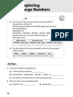 student workbook - unit 2 - understanding number