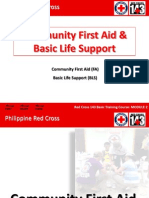 Red Cross First Aid