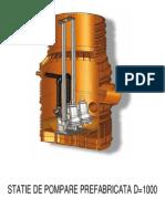 SP DN 1000 - Prefabricata