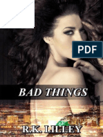 Bad Things - R. K. Lilley