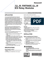 En Rm7800 7840eglm Programmer Instructionsheet 66 1085 4 Nl05r0812