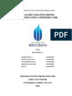 Kelompok (IV) -Strategi Bisnis Pertamina