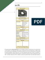 Nitrato de Plomo (II)