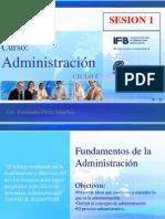CURSO ADMINISTRACION - CICLO 1.ppt