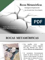 Exposicion Rocas Metamorficas