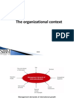 IHRM Sec 2 - Organizational Context