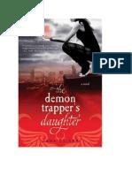 The Demon Trapper's Daughter - Jana Oliver
