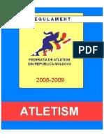 Regulament atletism