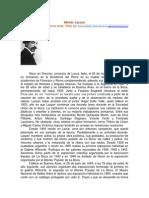 Alfredo Lazzari. Obra y Vida