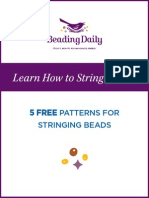 Beading tutorial - Joker Jewelry