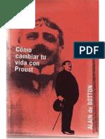 Botton, Alain de - Como Cambiar Tu Vida Con Proust