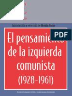 El Pensamiento de La Izquierda Comunista