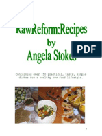 Angela Stokes - Raw Reform Recipes