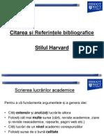 HARVARD Citation