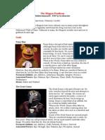 Scion - The Muppets Pantheon